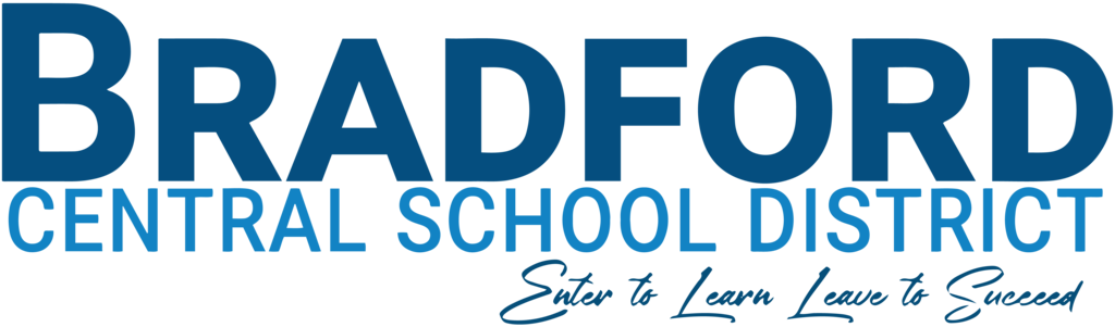 Bradford Central School District logo