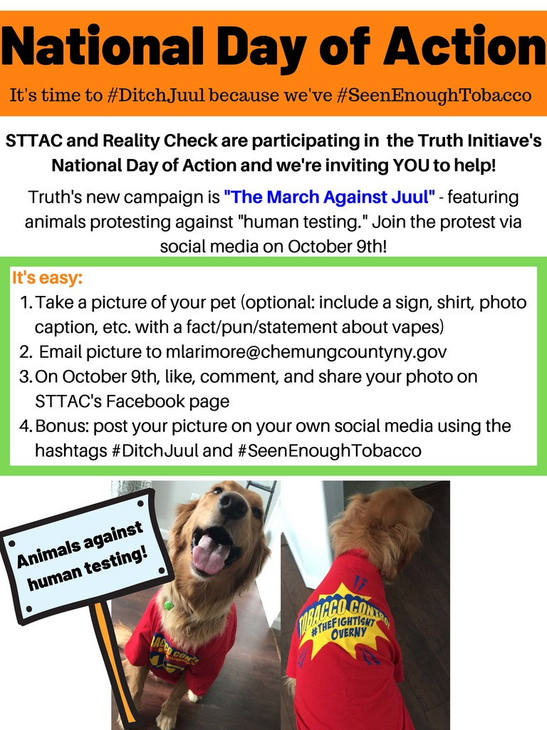 Southern Tier Tobacco Awareness Coalition (STTAC)